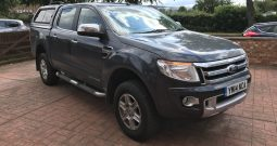 Ford Ranger 2.2TDCi Limited Double Cab Automatic