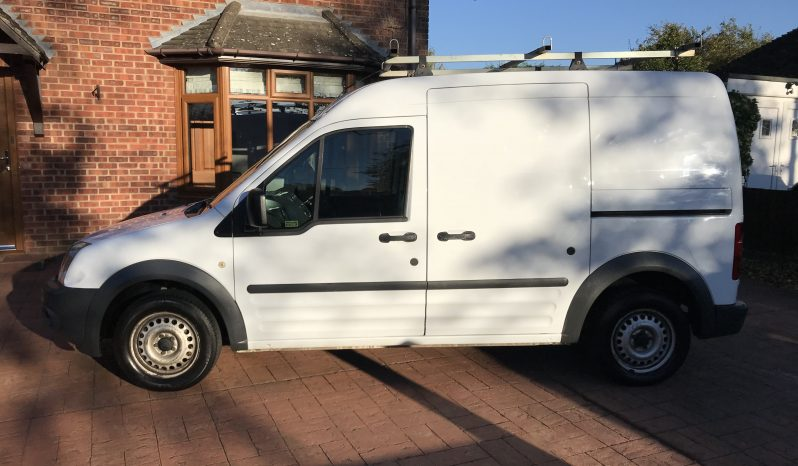 Ford Transit Connect T230 1.8TDCi LWB Highroof (90bhp) full