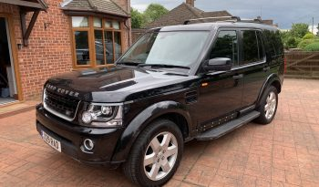Land Rover Discovery 2.7TDV6 HSE Automatic full